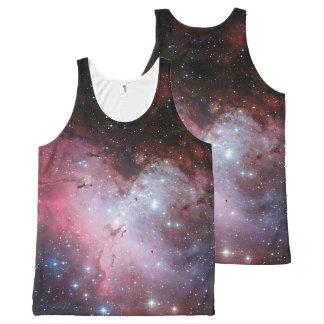 Eagle Nebula All-Over-Print Tank Top