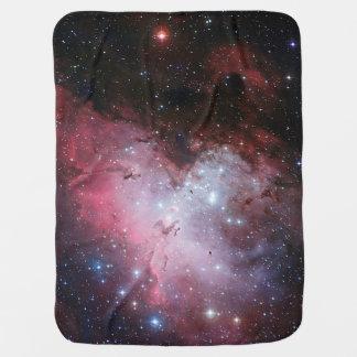 Eagle Nebula Baby Blanket