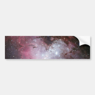 Eagle Nebula Bumper Sticker