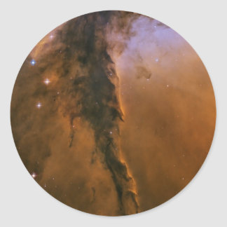 Eagle Nebula Classic Round Sticker