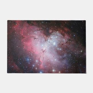 Eagle Nebula Doormat