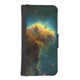 Eagle Nebula M16 Hubble Astronomy iPhone SE/5/5s Wallet Case