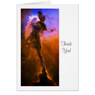 Eagle Nebula, M16 - Saying Thank You Card