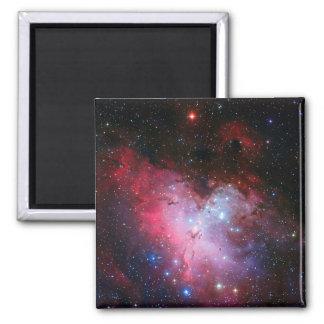 Eagle Nebula, Messier 16 - Pillars of Creation Magnet