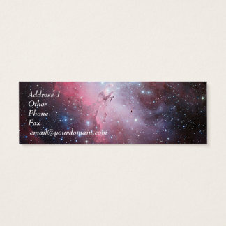 Eagle Nebula Mini Business Card