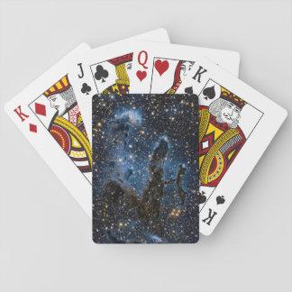 Eagle Nebula Playing Cards