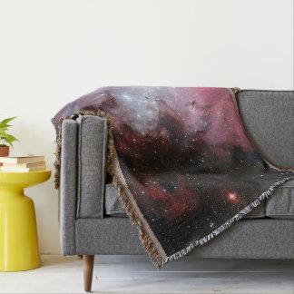 Eagle Nebula Throw Blanket
