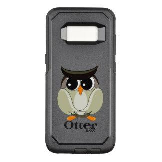 Eagle Owl OtterBox Commuter Samsung Galaxy S8 Case