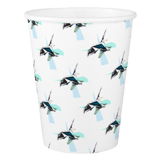 eagle paper cup
