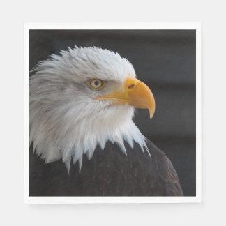 eagle paper napkin
