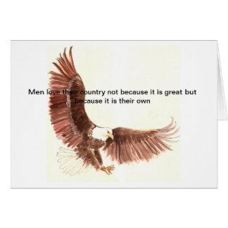 eagle patriot card