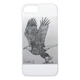 Eagle phone case