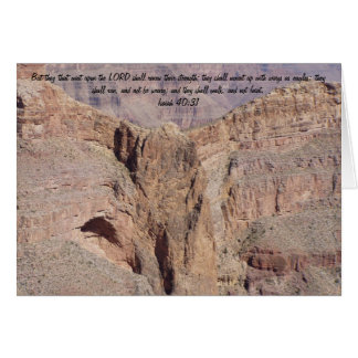 Eagle Point Greeting Card