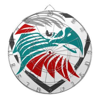 Eagle Pride And Protection Dartboard