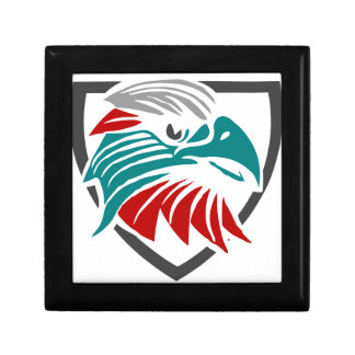 Eagle Pride And Protection Gift Box