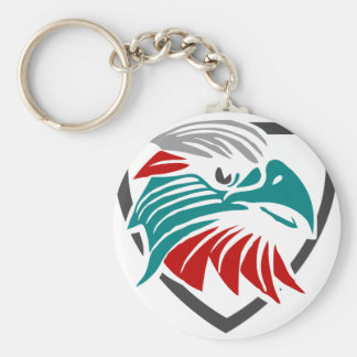 Eagle Pride And Protection Keychain