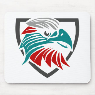 Eagle Pride And Protection Mouse Pad