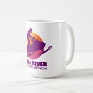 Eagle River (SM)2 Coffee Mug