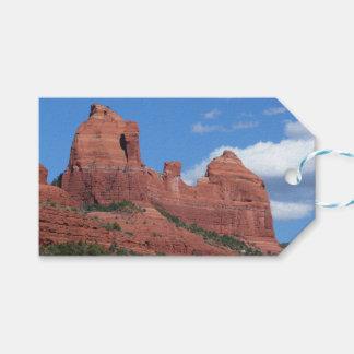 Eagle Rock I Sedona Arizona Travel Photography Gift Tags