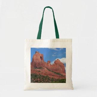 Eagle Rock I Sedona Arizona Travel Photography Tote Bag