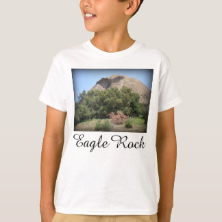 Eagle Rock Monument in Los Angeles, California T-Shirt