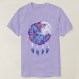 Eagle Shield Native American T-shirt