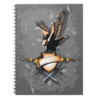 Eagle Shield Notebook