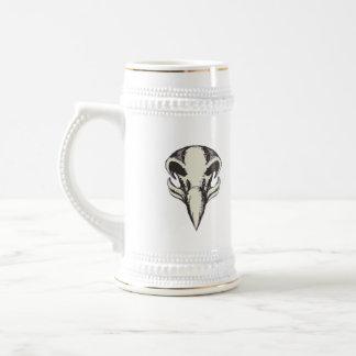 Eagle Skull Retro Beer Stein