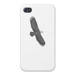 Eagle Soaring iPhone 4 Covers