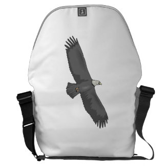 Eagle Soaring Courier Bags