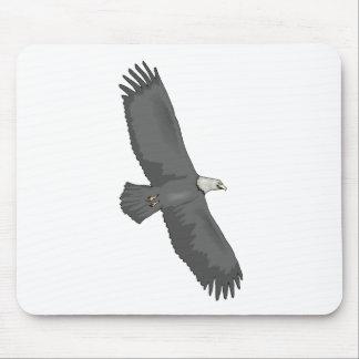 Eagle Soaring Mouse Pad