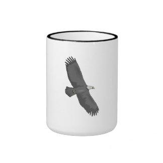 Eagle Soaring Mugs