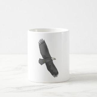 Eagle Soaring Coffee Mugs