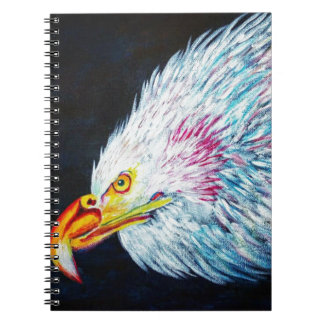 Eagle Spiral Notebook
