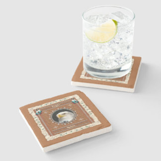 Eagle -Spirit- Marble Coaster