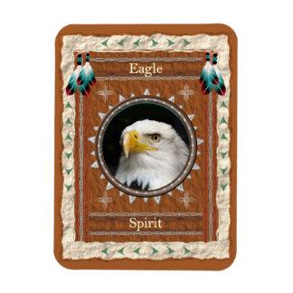 Eagle -Spirit- Vinyl Flexi Magnet