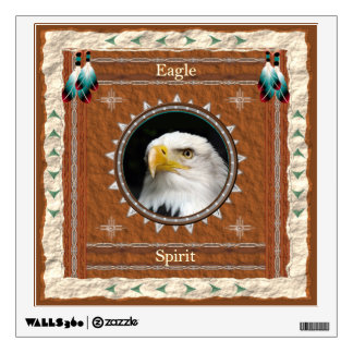 Eagle -Spirit- Wall Decal