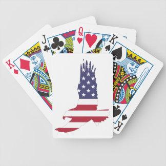 Eagle Stars And Stripes Poker Deck