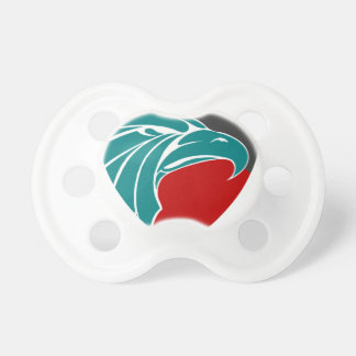 Eagle Strength And Pride Pacifier