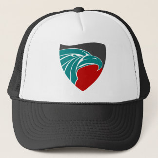 Eagle Strength And Pride Trucker Hat