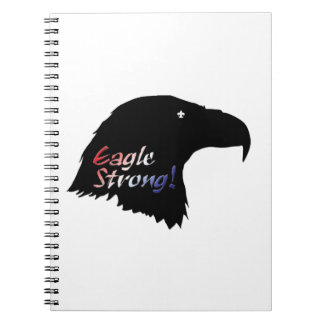 Eagle Strong Notebook