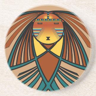 Eagle Sun Coaster