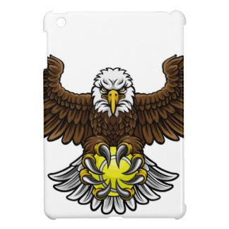 Eagle Tennis Sports Mascot iPad Mini Cover