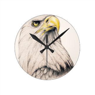 Eagle Wall Clocks