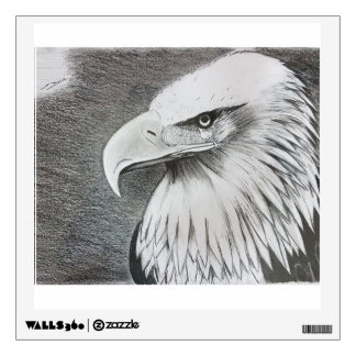 EAGLE WALL DECAL