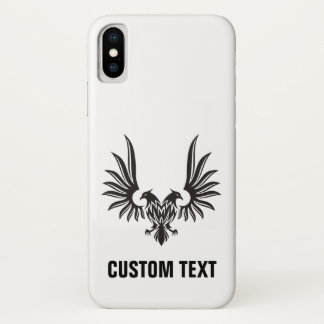 Eagle with two heads Case-Mate iPhone case