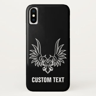 Eagle with two heads iPhone x case