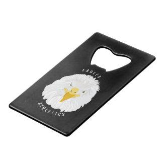 Eagles Athletics Emblem Wallet Bottle Opener