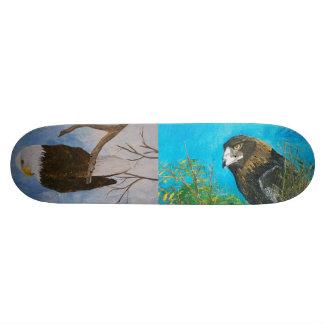 Eagles Custom Skateboard