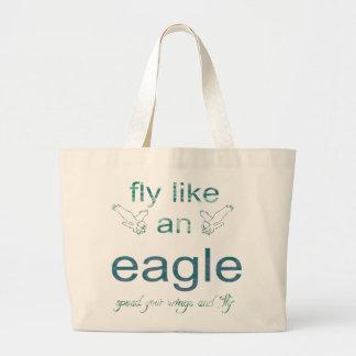 Eagles Jumbo Tote Jumbo Tote Bag